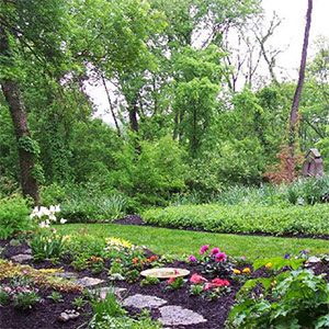 Front and Back Yard Landscaping Alexandria KY